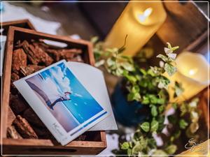 南方莊園里昂宴會館婚禮佈置-羅浮凱旋凡爾賽廳『自然浪漫水彩花風-粉白淺藍色』婚禮...1061022