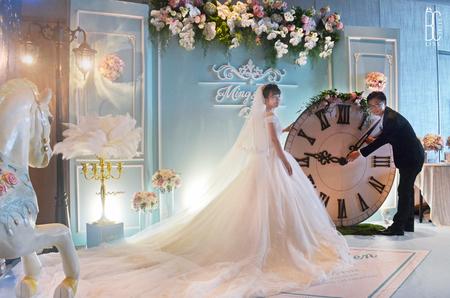 【蒂芬妮派對】客製化婚禮