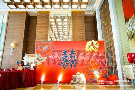 幸福滿屋94狂 ❤ 8000元專人出場佈置方案 ❤神救援飯店餐廳實拍照