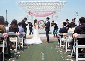 【時尚黑粉秀】客製化婚禮