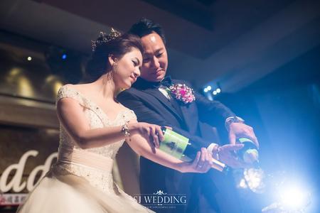 SJ wedding鯊魚婚紗婚攝團隊婚攝子安-愛分享