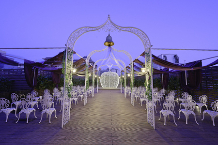府中館|戶外證婚花園
