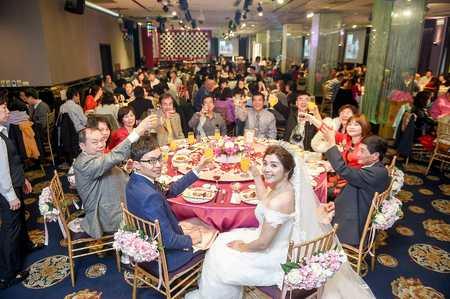 【真心不騙】婚禮最棒的選擇-彭園壹品宴