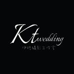 中壢Kt視覺 婚紗攝影工作室的logo