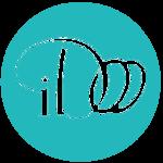 艾朵創意影像的logo