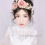 新秘小蕎Chiao-wedding