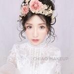 新秘小蕎Chiao-wedding