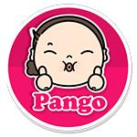 Pangowu胖哥婚禮紀錄的logo