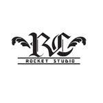 Rocket Studio火箭隊影像工作室的logo