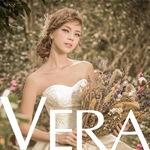 VERA婚紗-禮服。攝影的logo