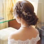 羅敏容婚禮&整體造型團隊的logo