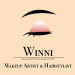 Winni小閔妝髮造型-[創藝造型]