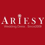 Ariesy 愛瑞思 品牌訂製手工婚紗