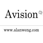 Avision 有感攝影的logo