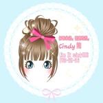 Cindy簡。新娘秘書整體造型。的logo