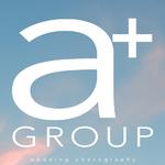 A-Plus 愛加溫攝影的logo