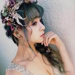 Sanne Makeup 新秘桑妮• 彩妝造型/乾燥花飾/課程教學的logo