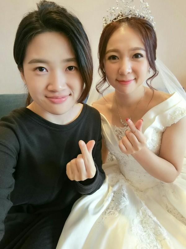 新娘新祕合照