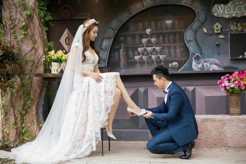 台中華納婚紗推薦,婚紗攝影,自主婚紗,婚紗照