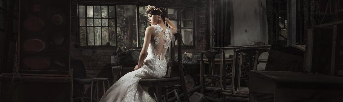 LISA 手工婚紗自主攝影古典美學館