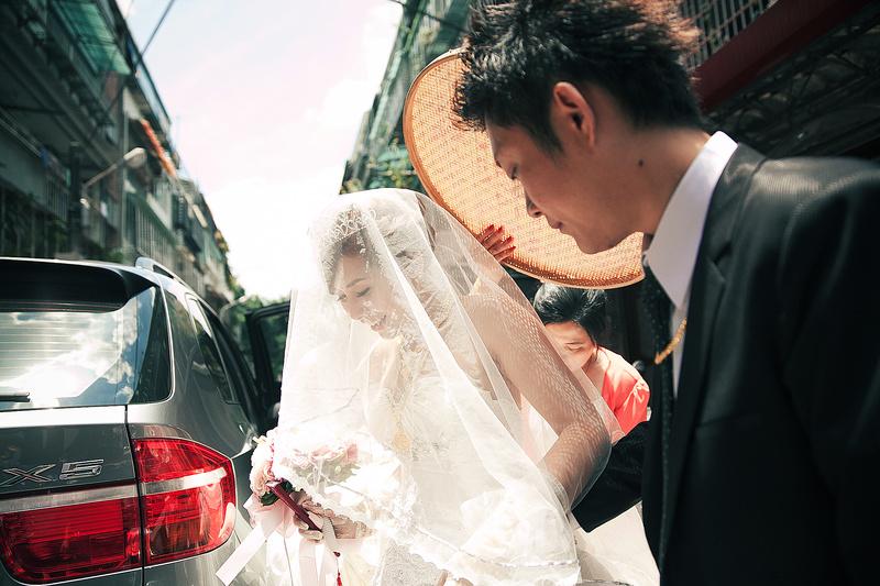 典華飯店MISSMO的甜蜜婚禮31