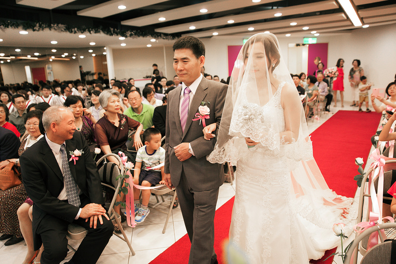東湖禮拜堂 夢夢的唯美婚禮46