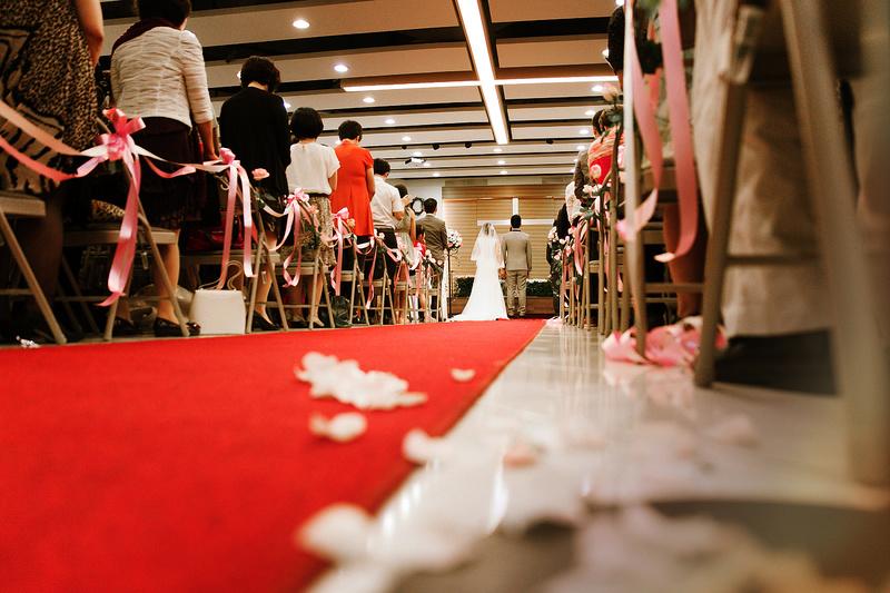 東湖禮拜堂 夢夢的唯美婚禮47
