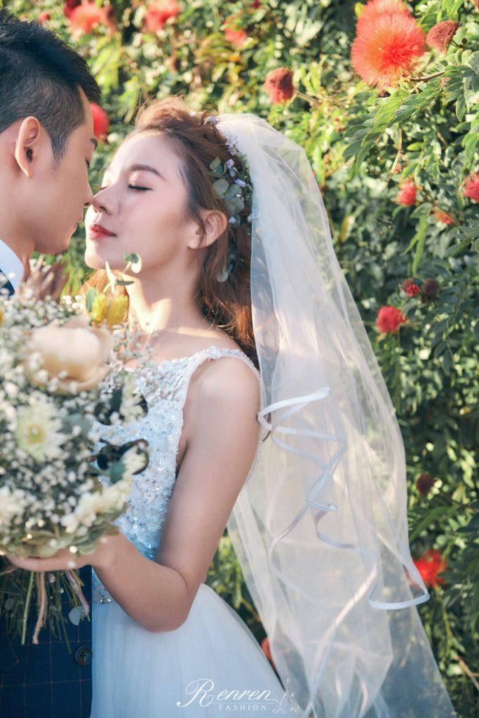 新娘-頭紗-RenRenBridal-冉冉婚紗1