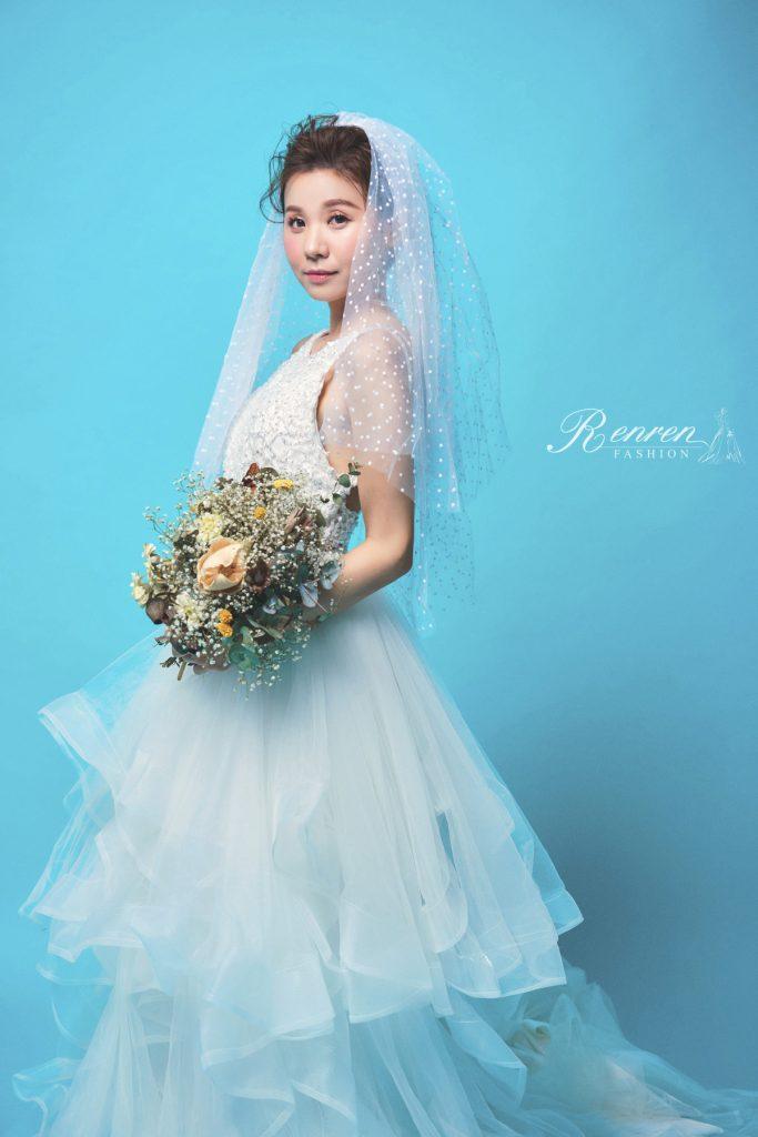 新娘-頭紗-RenRenBridal-冉冉婚紗2