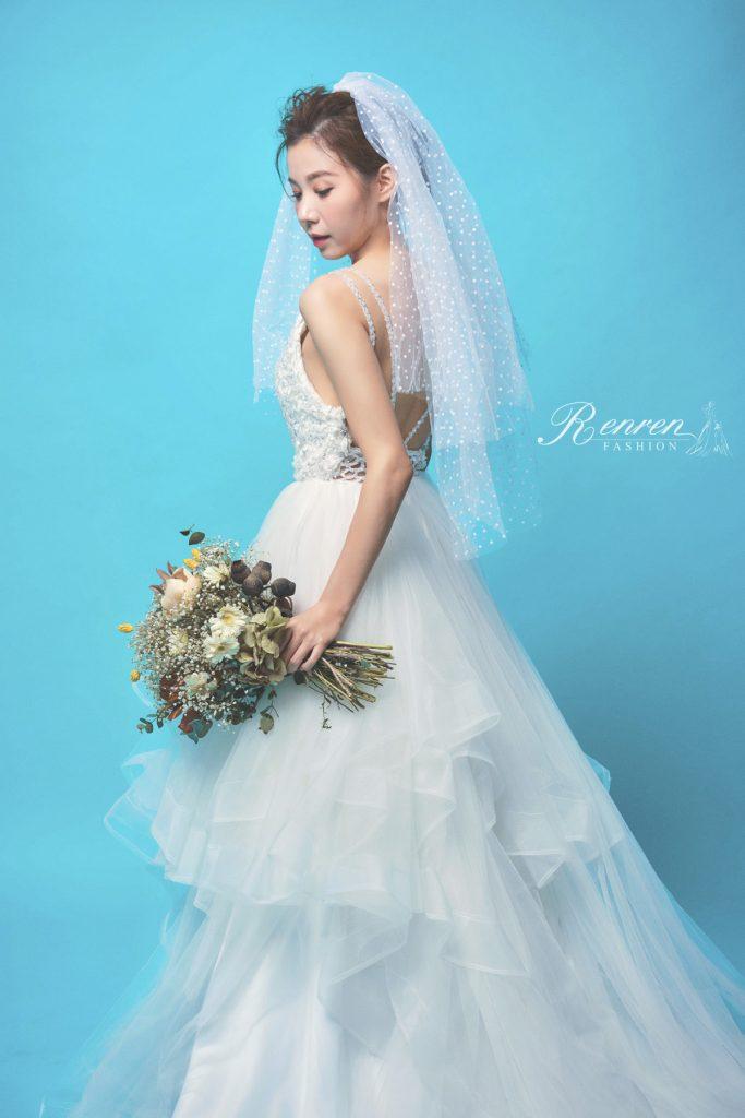 新娘-頭紗-RenRenBridal-冉冉婚紗3