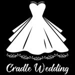 Cradle Wedding搖籃手工婚紗