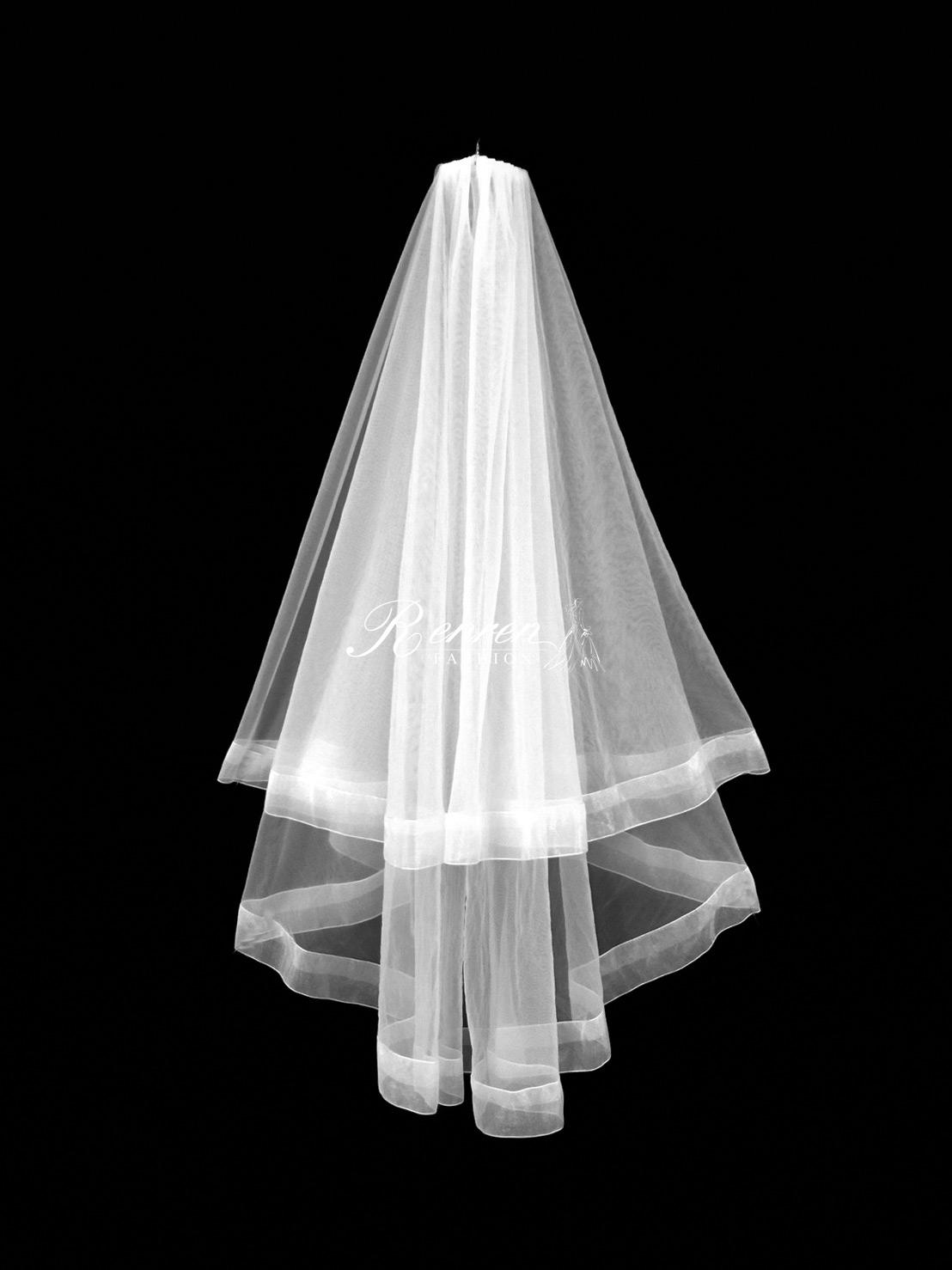 冉冉-歐美婚紗-美式頭紗-10