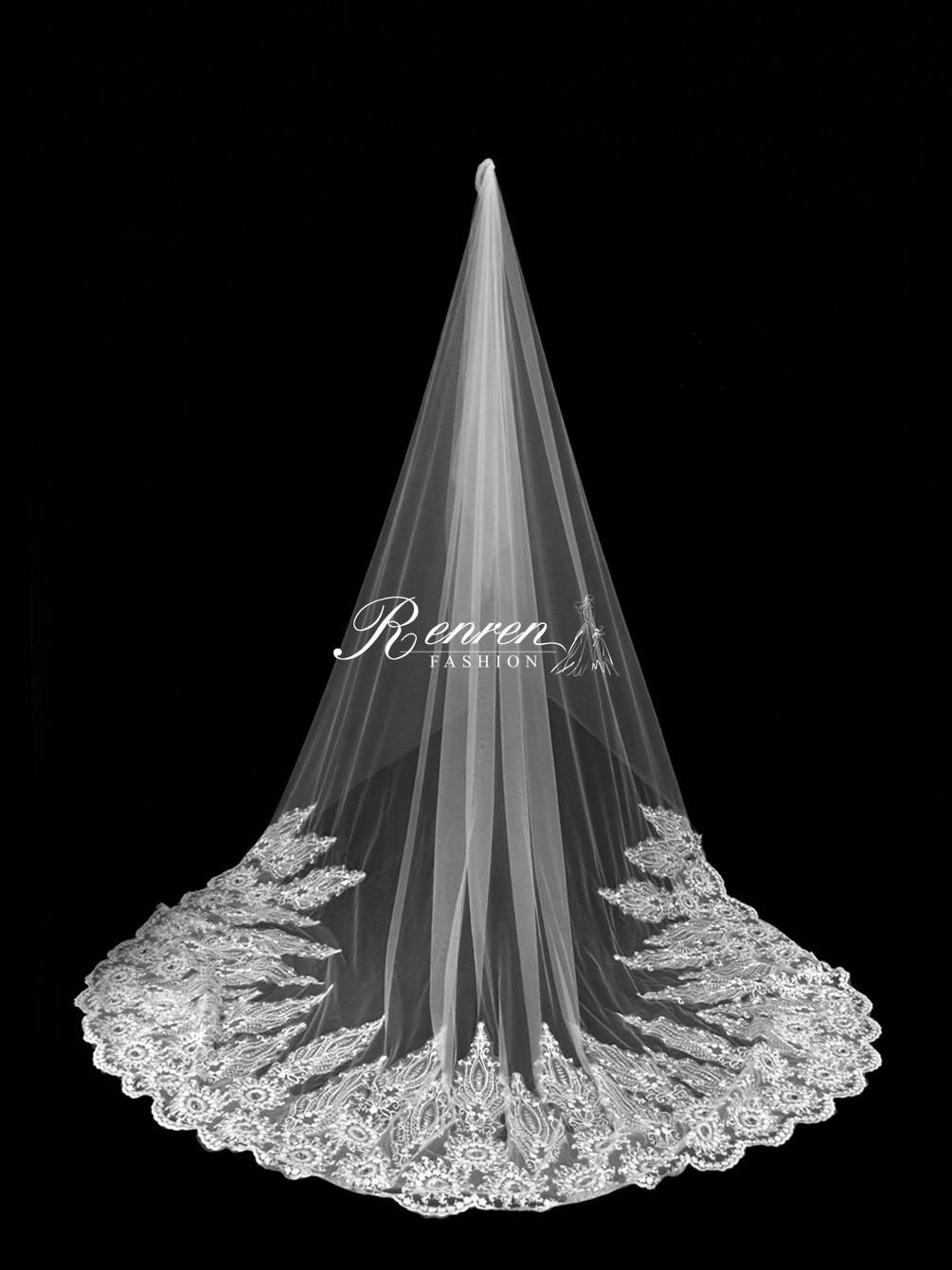 台中-冉冉-歐美-婚紗-美式頭紗