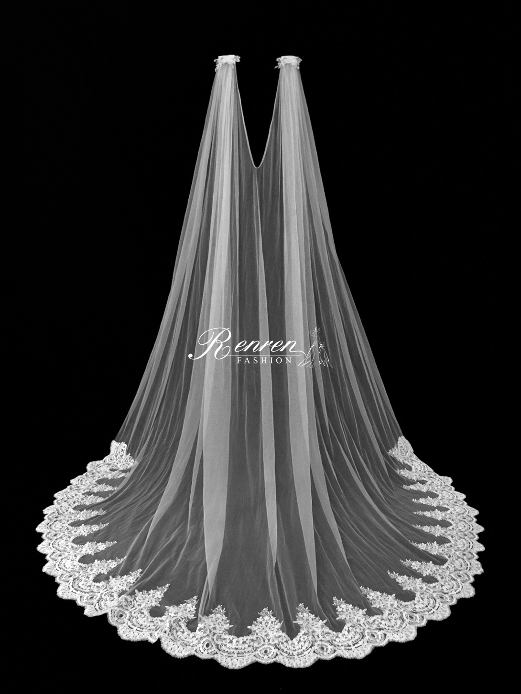 台中-RenRen冉冉-歐美-婚紗-美式頭紗-2