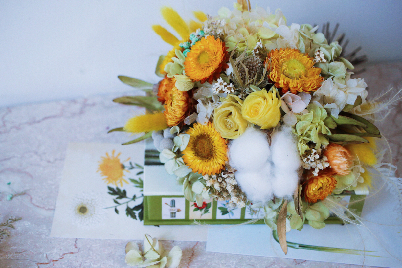 IMG 6341 新娘手上獨一無二的「訂製捧花」原來隱藏這麼多含義和細節…