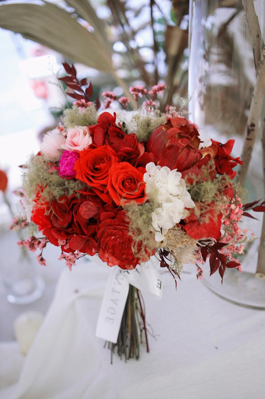 IMG 8769 新娘手上獨一無二的「訂製捧花」原來隱藏這麼多含義和細節…