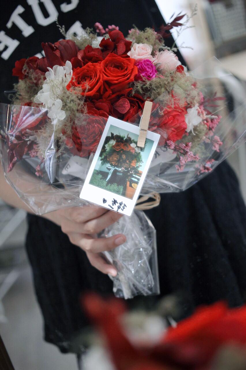 IMG 8952 新娘手上獨一無二的「訂製捧花」原來隱藏這麼多含義和細節…