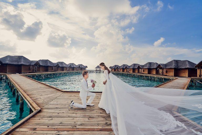 帶著你的婚紗遊世界~10大海外婚紗景點推薦!給你最沒距離的浪漫|海外婚紗推薦