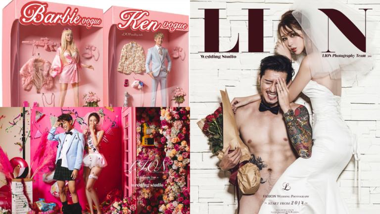2020素人變藝人|超強雜誌婚紗照|時尚風格婚紗推薦|婚紗照必讀範本