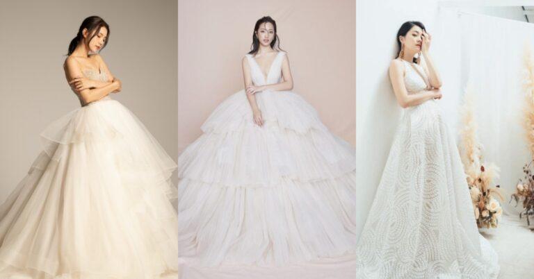 2019新娘社團討論度最高的10家 婚紗品牌 熱門到明年也不退燒!