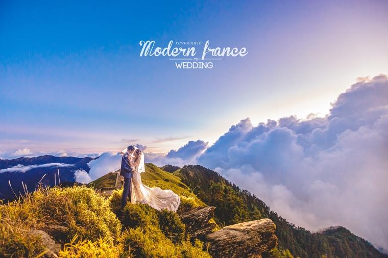 現代法國山景01
