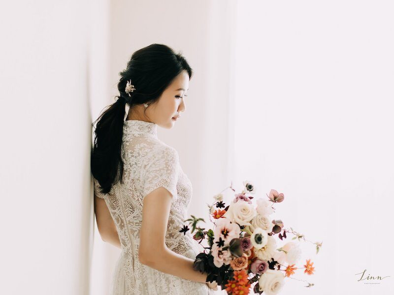 美式婚禮風格必備元素-捧花