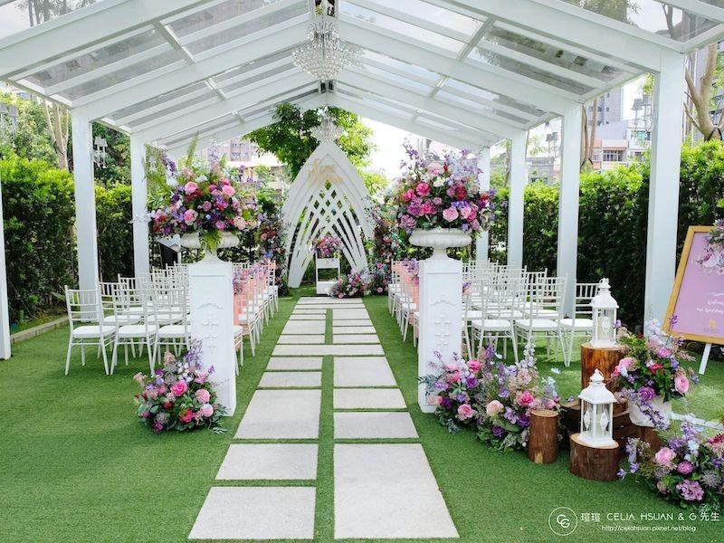 桃園市 戶外婚禮精選名單-青青格麗絲莊園