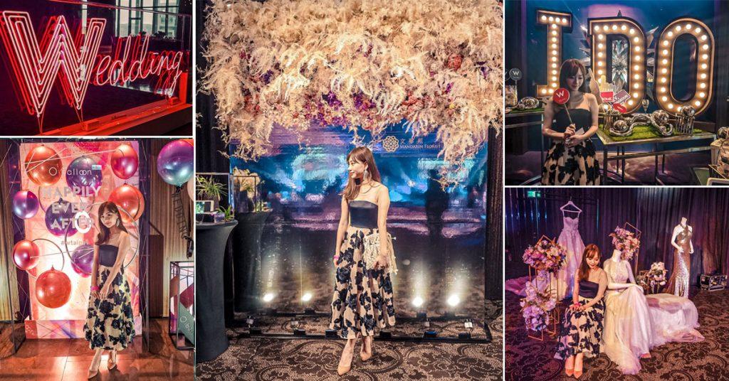 Pronovias 西班牙皇室御用婚紗品牌新款發表Wed Your Way 摩登童話 台北W飯店 婚禮派對體驗日