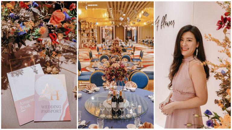 |雙雙|晶宴御豐館:飯店式婚宴會館,繽紛跳色設計感宴會廳,玩婚設計師客製主題婚禮