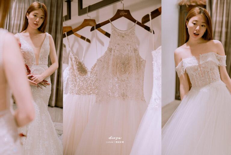 |Diosa手工婚紗|美國Casablanca頂級婚紗品牌,完美細緻工藝技術讓每件婚紗宛如藝術品,帶我重回結婚時的感動